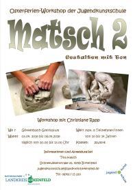 Plakat Matsch2 in Idar-Oberstein - A3